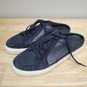 VINCE 'Kess' Slip-On Sneaker in Navy Blue Size 8